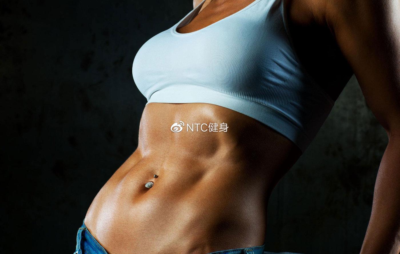 为什么锻炼腹肌都失败?不妨试试!值得收藏