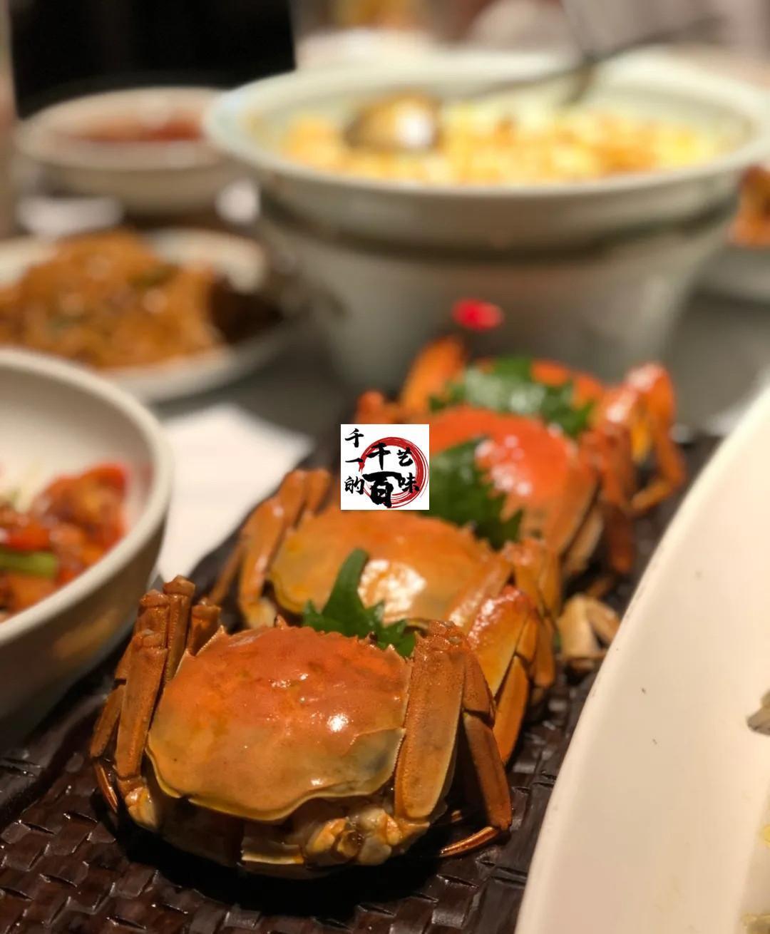 """北京大董凉菜""""醉蟹""""详细腌制比例,用料简单,鲜甜味足建议收藏"""