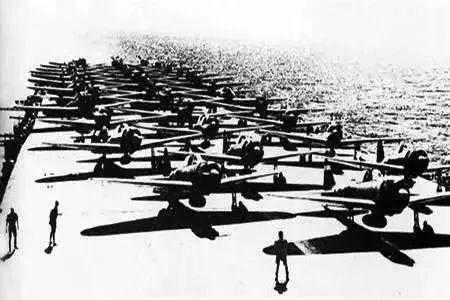 二战期间宫崎航空兴学生产的战斗机及零件