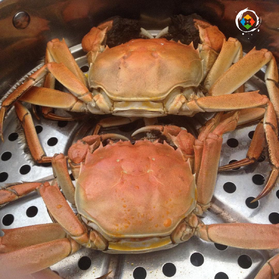 秋季美食攻略:九月母蟹十月公蟹,香辣酱炒最适合重庆人