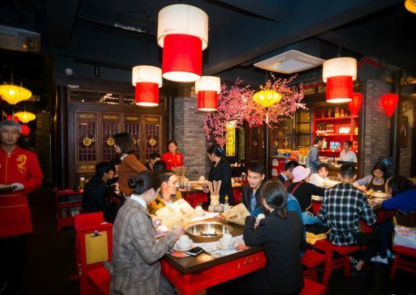 开家火锅加盟店装修如何设计才能吸引人?