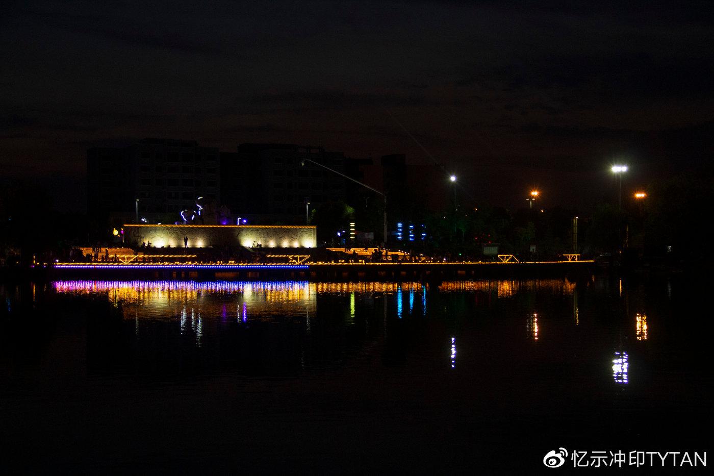 河津 莲池公园 专辑 夜景