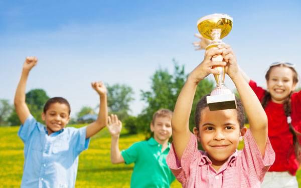 爸妈育儿宝典系列(七)保持儿童运动的乐趣
