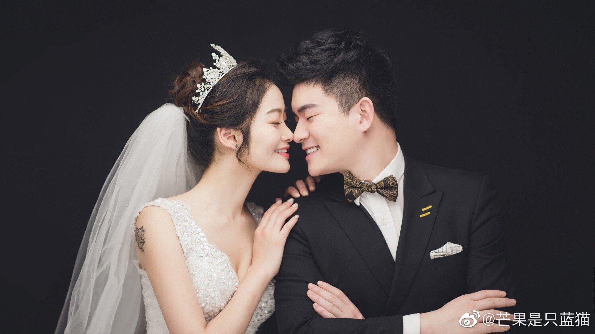 一月,在韩国艺匠拍婚纱照